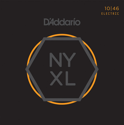 D'ADDARIO 10'S NYXL ELECTRIC