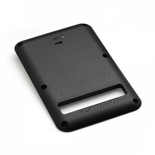 FISHMAN FLUENCE RECHARGEABLE BACKPLATE FOR STRAT BLACK