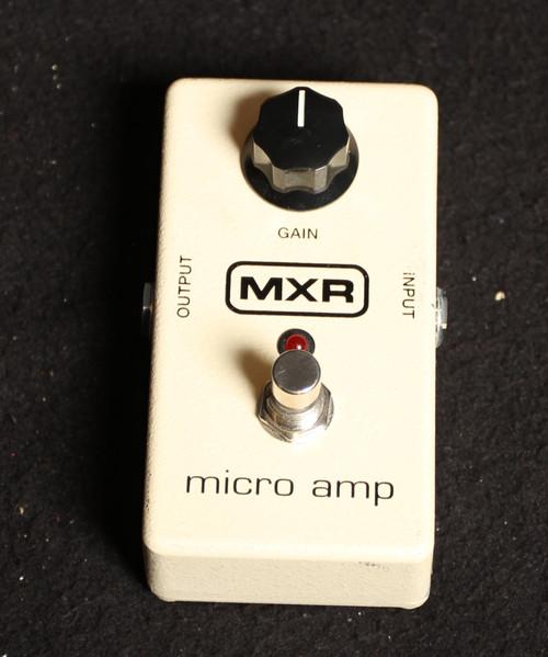 USED MXR MICRO AMP M133