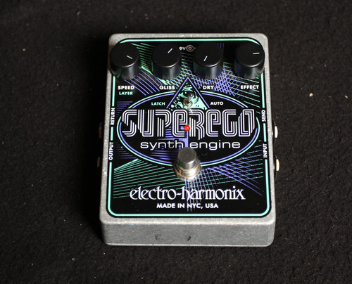 USED EHX SUPEREGO WITH POWER SUPPLY