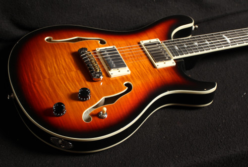 PRS SE HOLLOWBODY II TRI BURST