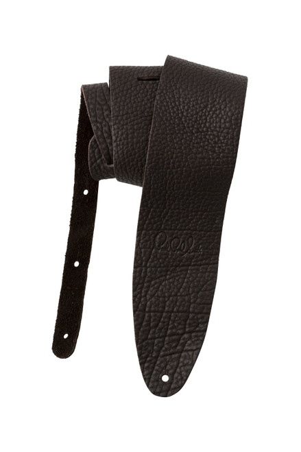 "PRS 3.5"" Buffalo Reversible Strap Dark Brown"