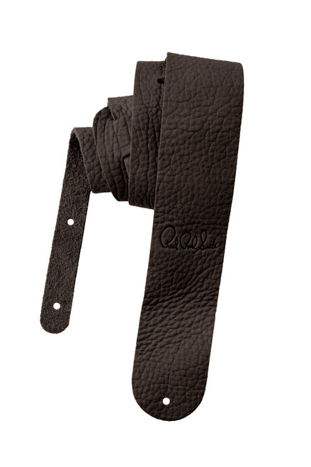 "PRS 2.5"" Buffalo Reversible Strap Dark Brown"