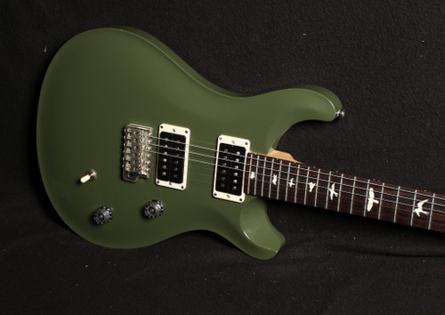 PRS CE 24 SN 309279 CUSTOM COLOUR: ARMY GREEN