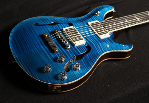PRS MCCARTY 594 HOLLOWBODY II SN 304634 AQUAMARINE