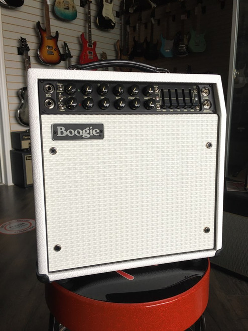 MESA BOOGIE MARK V 25 1X10 COMBO HOT WHITE BRONCO