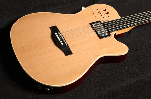 GODIN A6 Ultra Natural SG SF with Bag