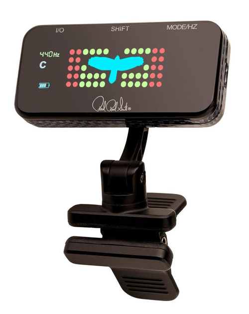 PRS RECHARGABLE CLIP ON HEADSTOCK TUNER