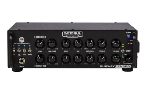 MESA BOOGIE SUBWAY TT-800 HEAD