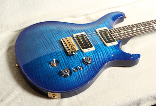 PRS 35TH ANNIVERSARY CUSTOM 24 SN 316497 10 TOP CUSTOM COLOUR