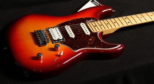 GODIN Session LTD Cherry Burst HG MN