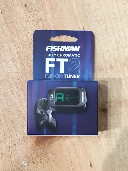 FISHMAN FT-2 FLIP ON TUNER