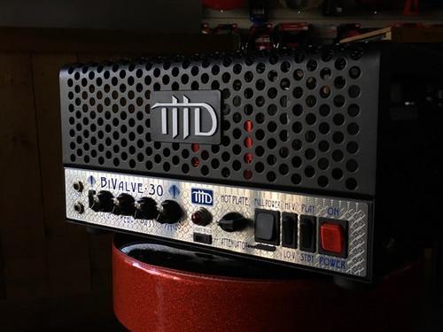 USED THD BIVALVE AMP HEAD