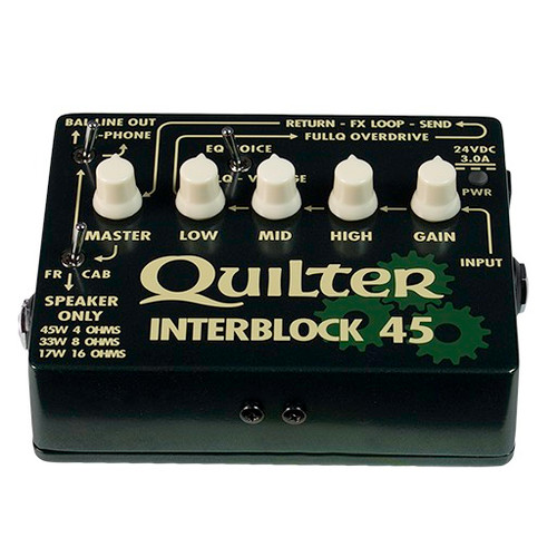 QUILTER INTERBLOCK 45 PEDAL BASED AMP