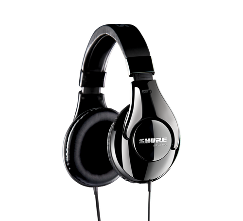 Shure SRH240 - Closed-Back Professional Headphones