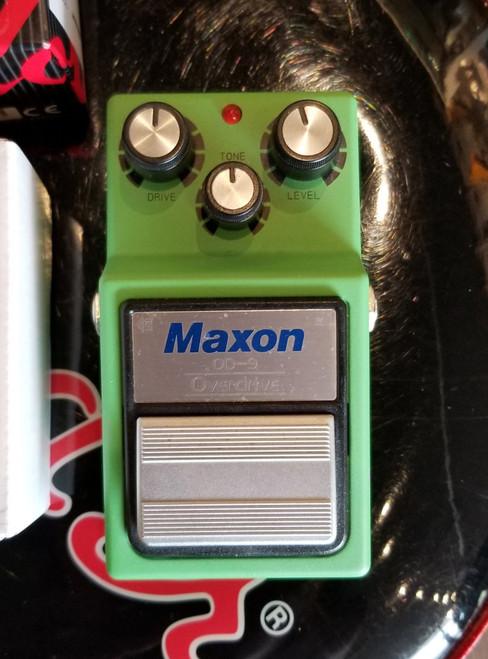 USED MAXXON OD-9 SCREAMER