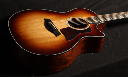 TAYLOR 314CE LTD SN 1206211034 QUILTED SAPELE TORREFIED SPRUCE TOP