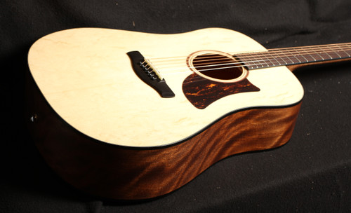 Ibanez AAD100 Acoustic Guitar - Open Pore Natural