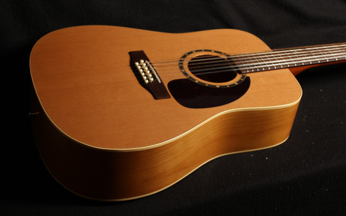 USED NORMAN 12 STRING ACOUSTIC