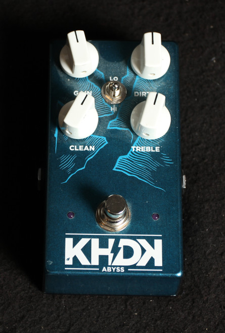 USED KHDK ABYSS OVERDRIVE
