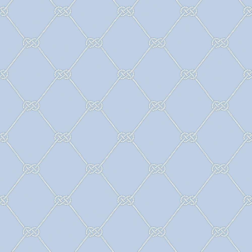NAUTICAL KNOT - SKY BLUE
