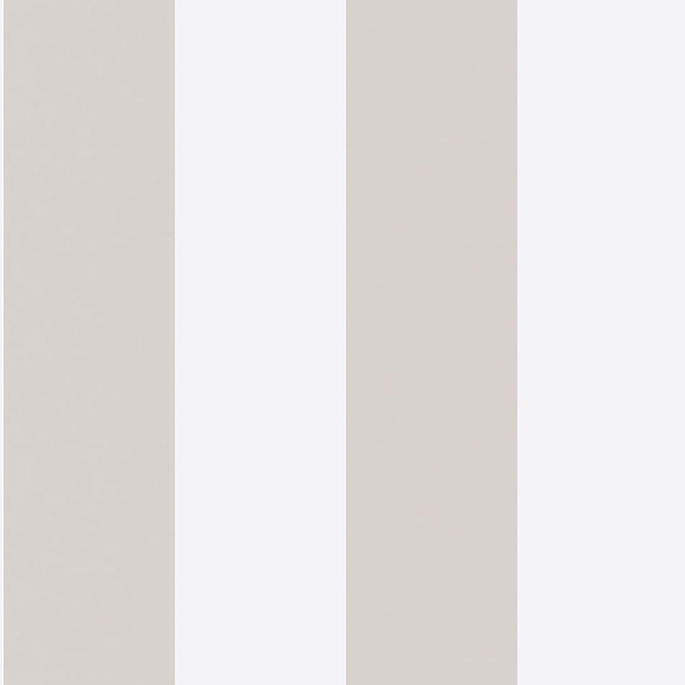 ORUST STRIPE - WHITE / DUSK BEIGE