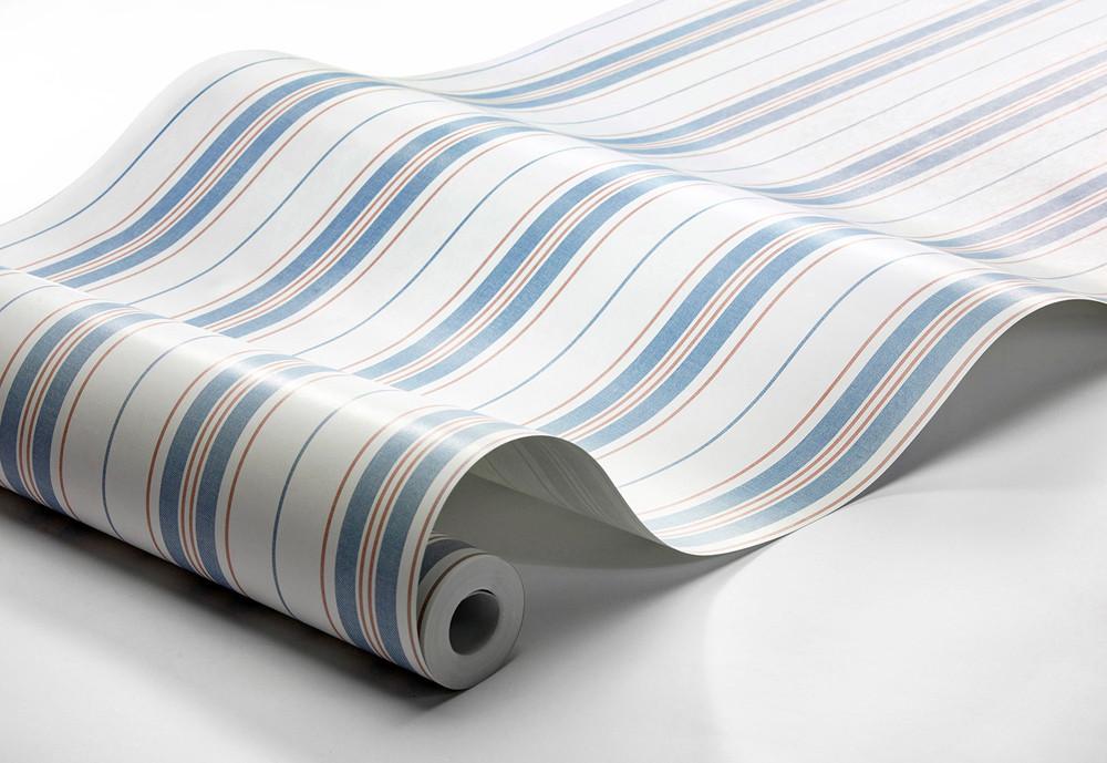 Hamnskar Stripe - Red / White / Blue