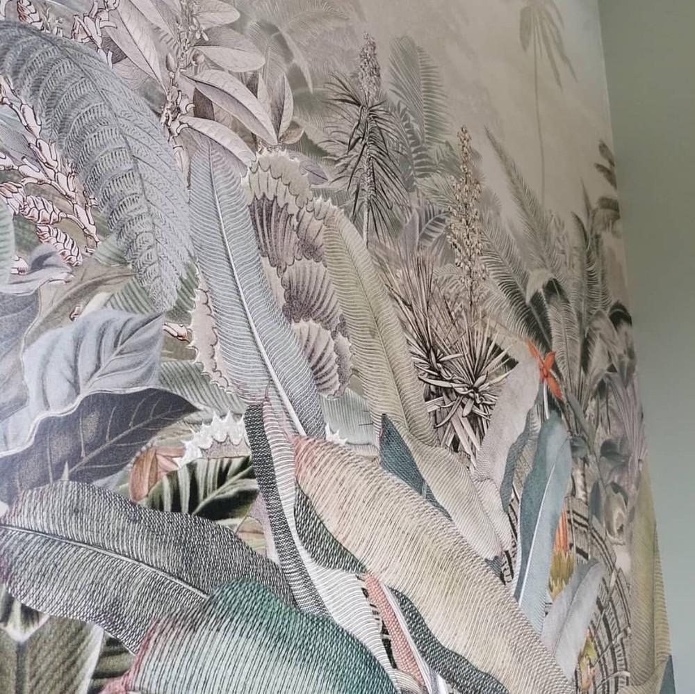 MURAL - AMAZONIA COLOUR (3.68m x 2.48m)