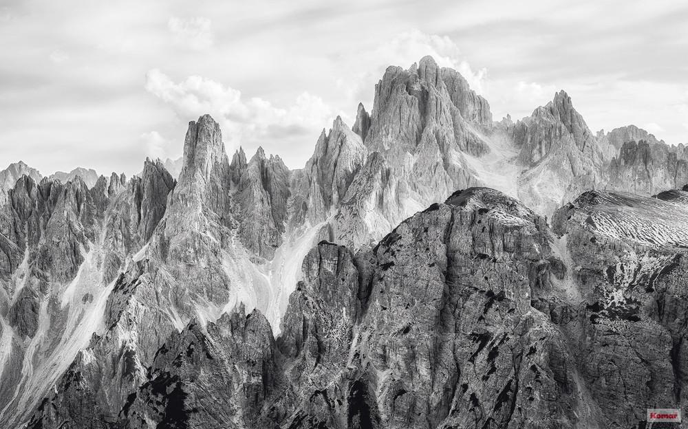 Mural - Peaks (4.0m X 2.5m)