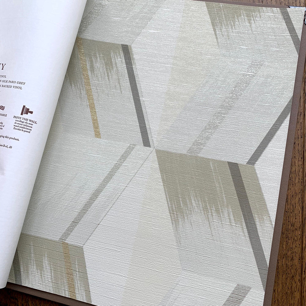 Rhombi - Paris Grey