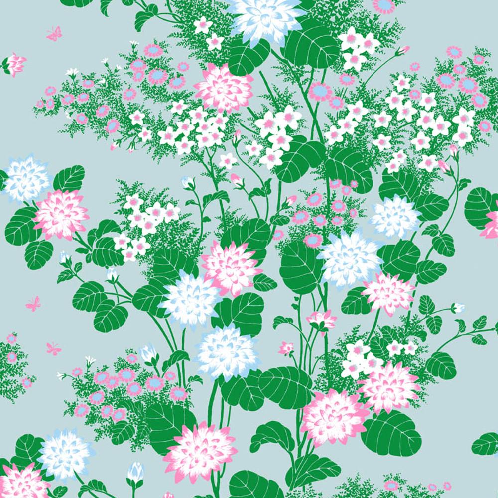 Chinese Floral - Garden