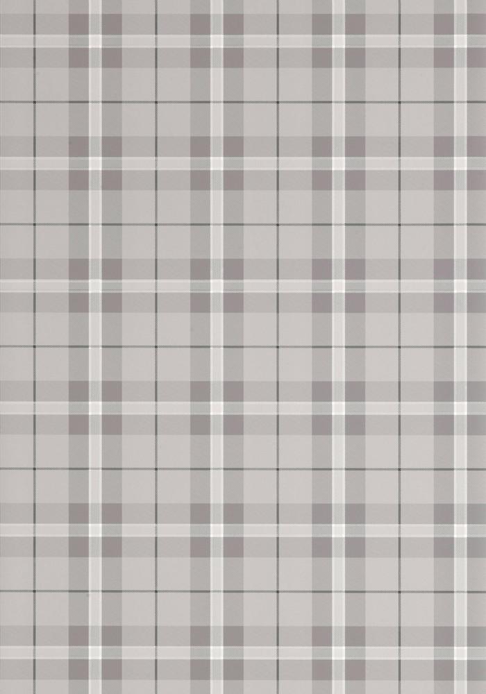 Winslow Plaid - Grey
