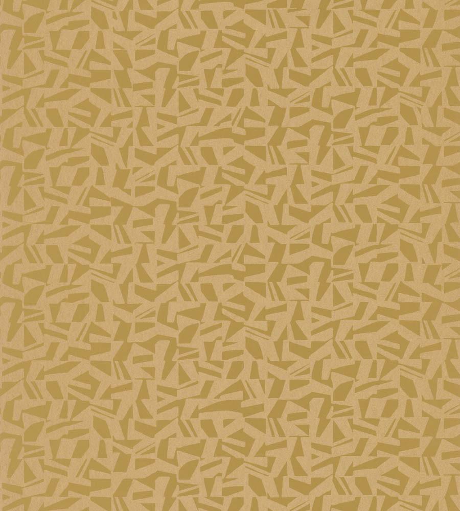 Polygone - Mustard Yellow