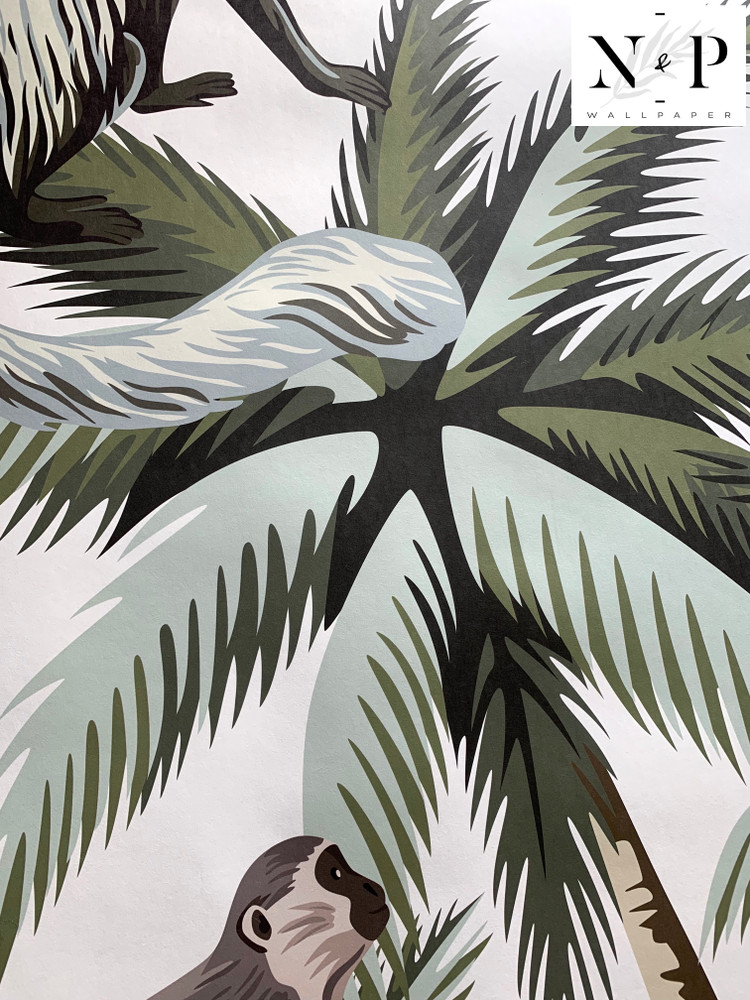 MURAL - ITS A JUNGLE OUT THERE (PER SQM)