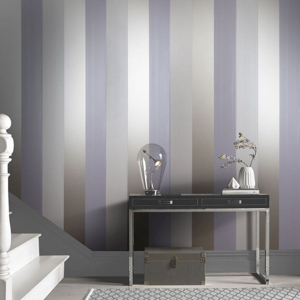 FIGARO - LAVENDER WALLPAPER