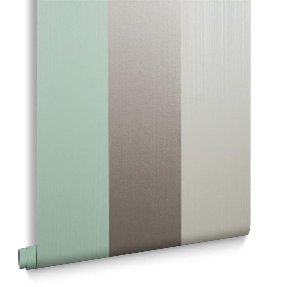 FIGARO - MINT GREEN WALLPAPER