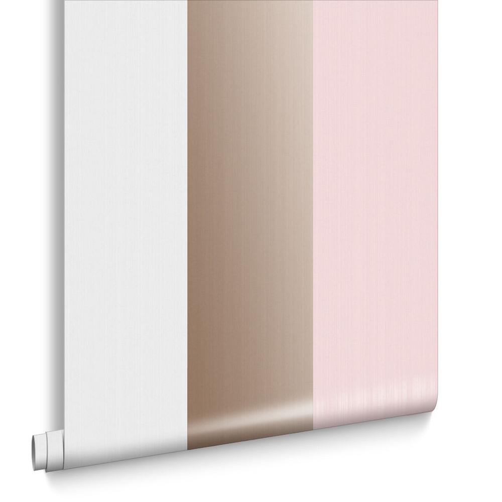 Figaro - Blush Pink Wallpaper
