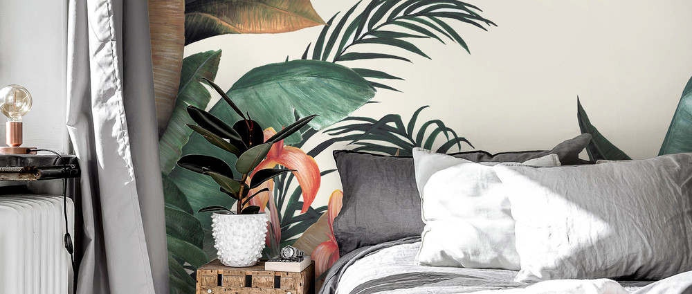 Mural - Tropical (Per Sqm)