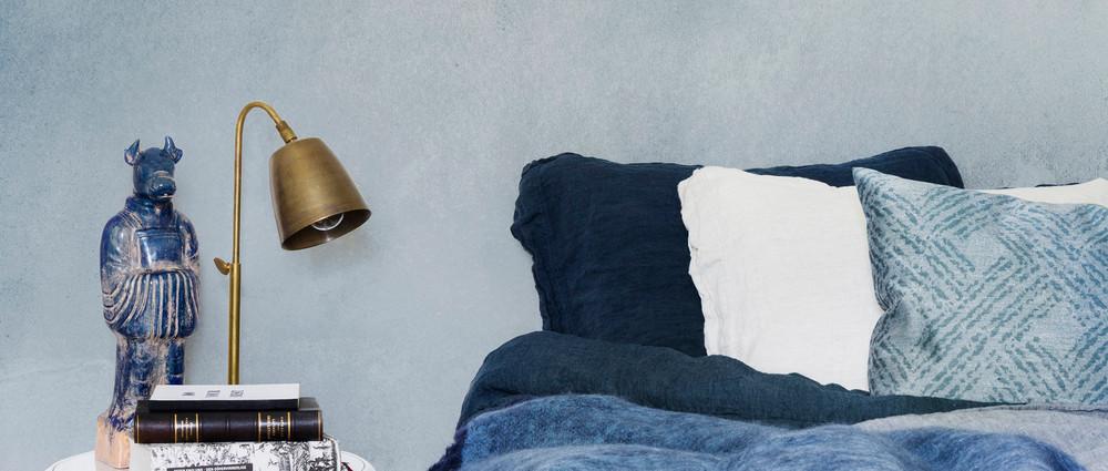 Mural - Watercolour Blue (Per Sqm)