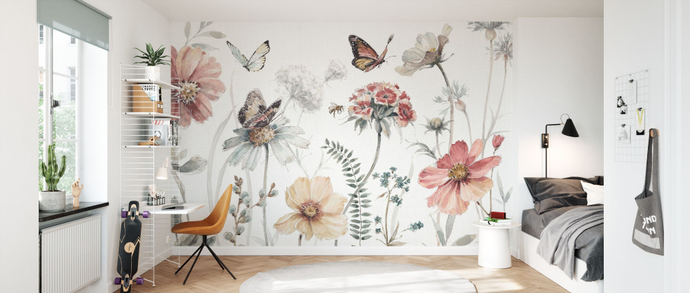 Mural - A Country Weekend (Per Sqm)