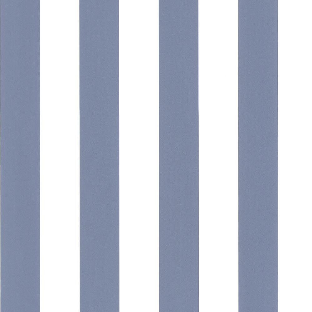 Large Stripe - Blue