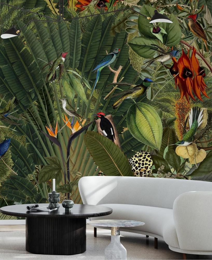 Mural - Botanix (Per Sqm)