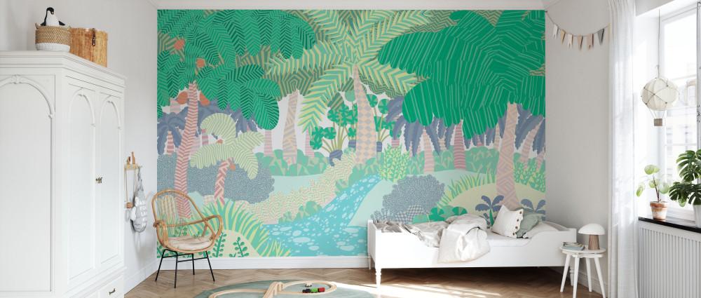Mural - Jungle (Per Sqm)