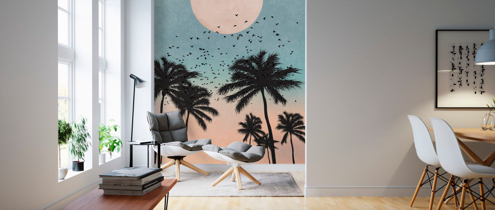 Mural - Sunrise (Per Sqm)