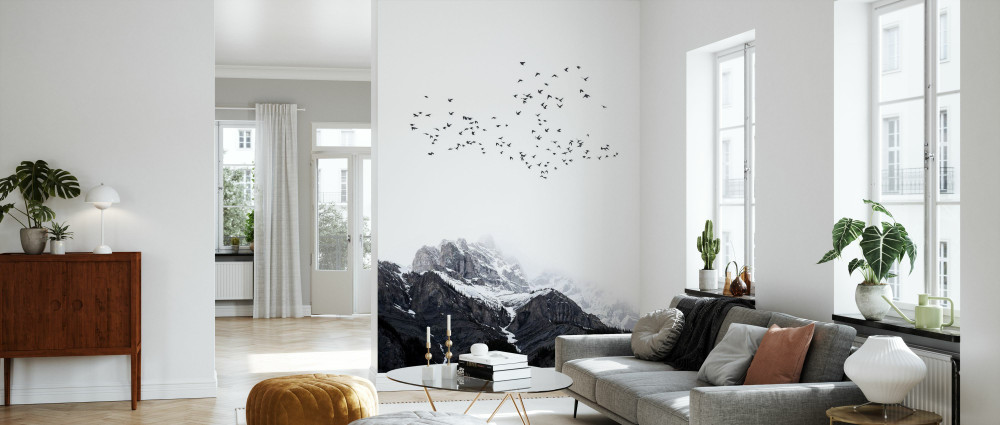 MURAL - TOP OF THE WORLD (PER SQM)