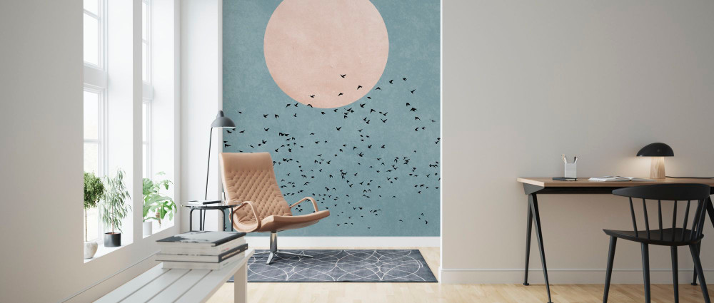 Mural - Fly Away (Per Sqm)