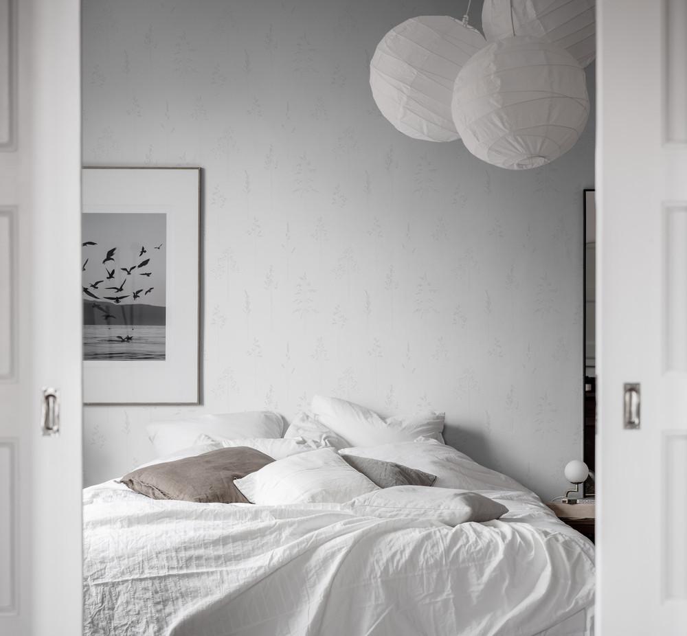 Chalk Straw - White / Grey