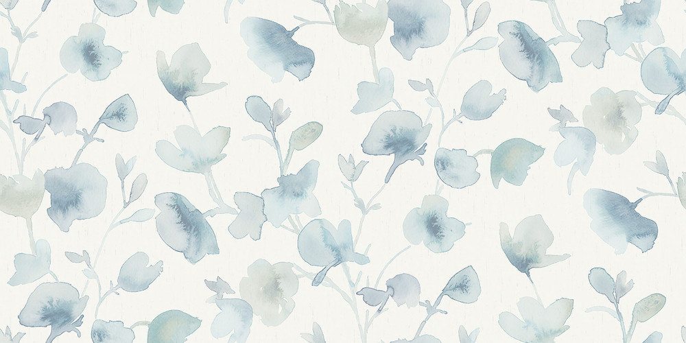 DAWN - BLUE / WHITE