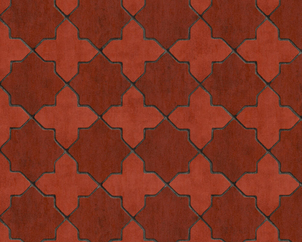 DECO TILE - RED