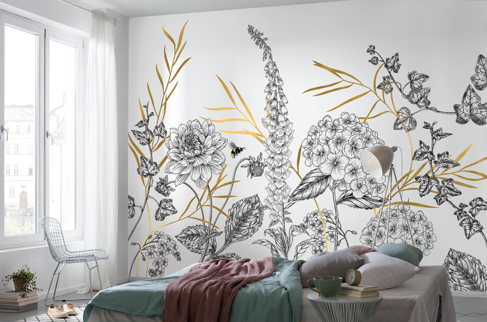 Mural - Bumble Bee (4.0m X 2.8m)